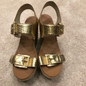 Michael Kors Warren wedge